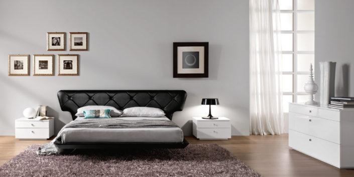 Zona notte moderna mobilia group divani cucine e for Divani mobilia