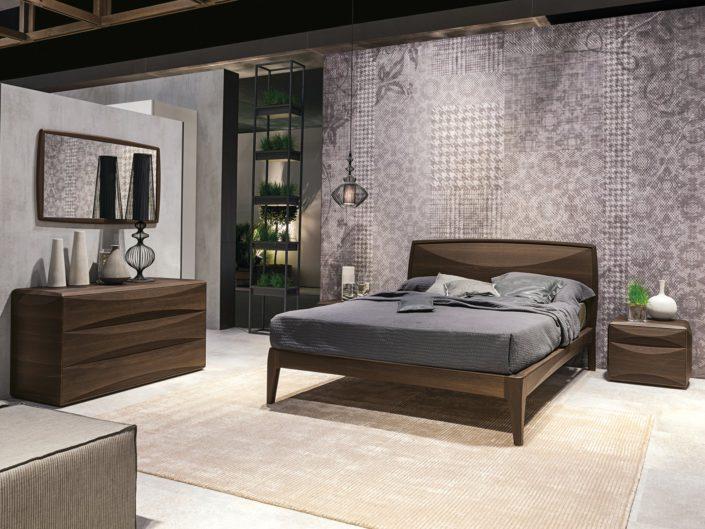 Zona notte moderna mobilia group divani cucine e for Mobilia camerette