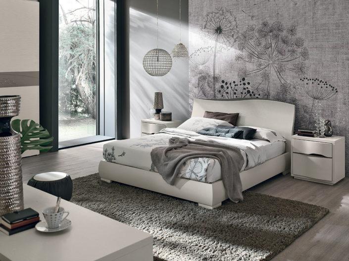 Zona notte moderna mobilia group divani cucine e for Mobilia cucine