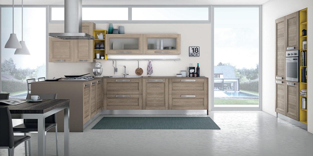 Creo mya mobilia group divani cucine e camerette a palmanova - Grancasa cucine componibili ...