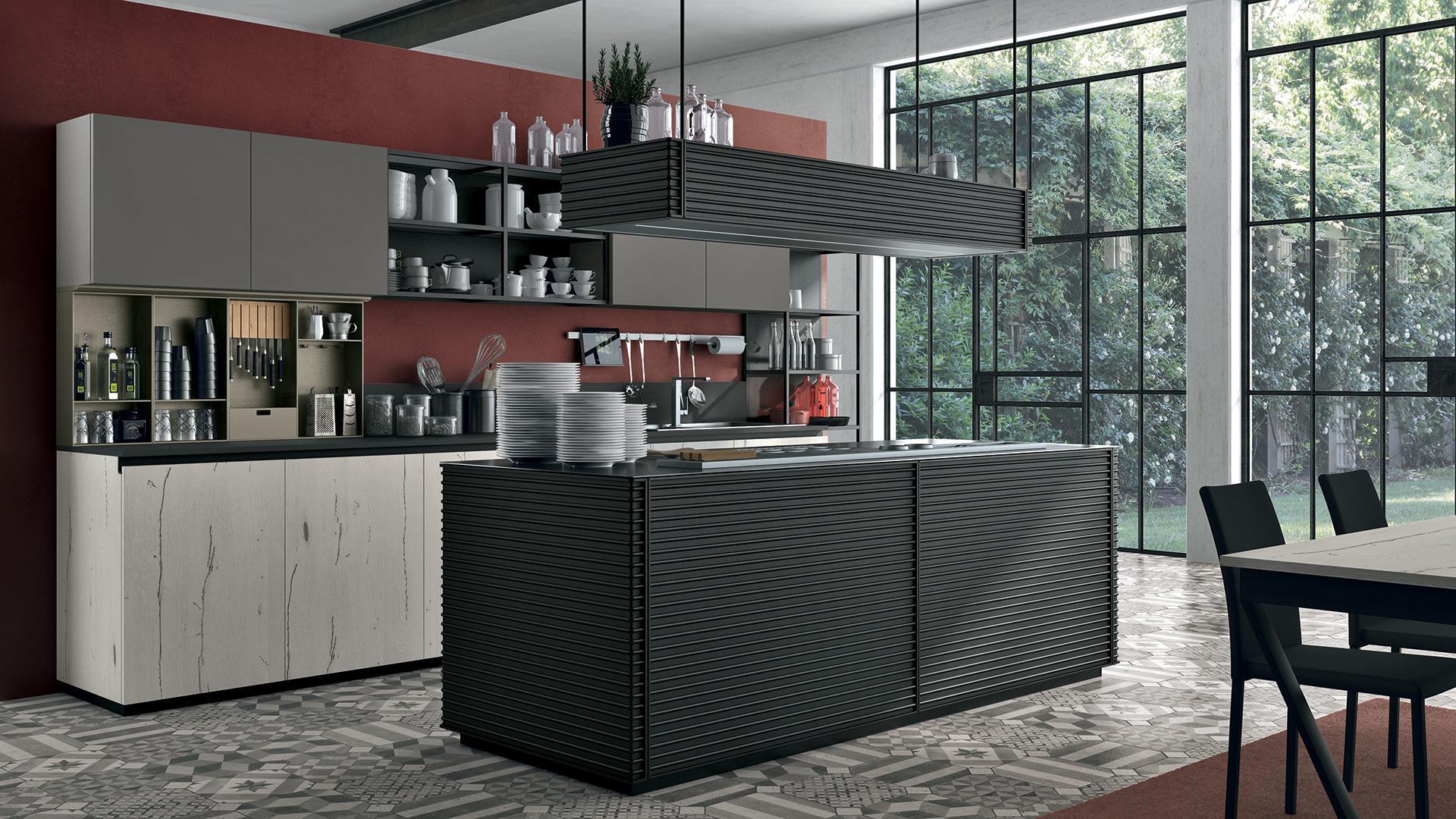 Lube oltre mobilia group divani cucine e camerette for Mobilia cucine