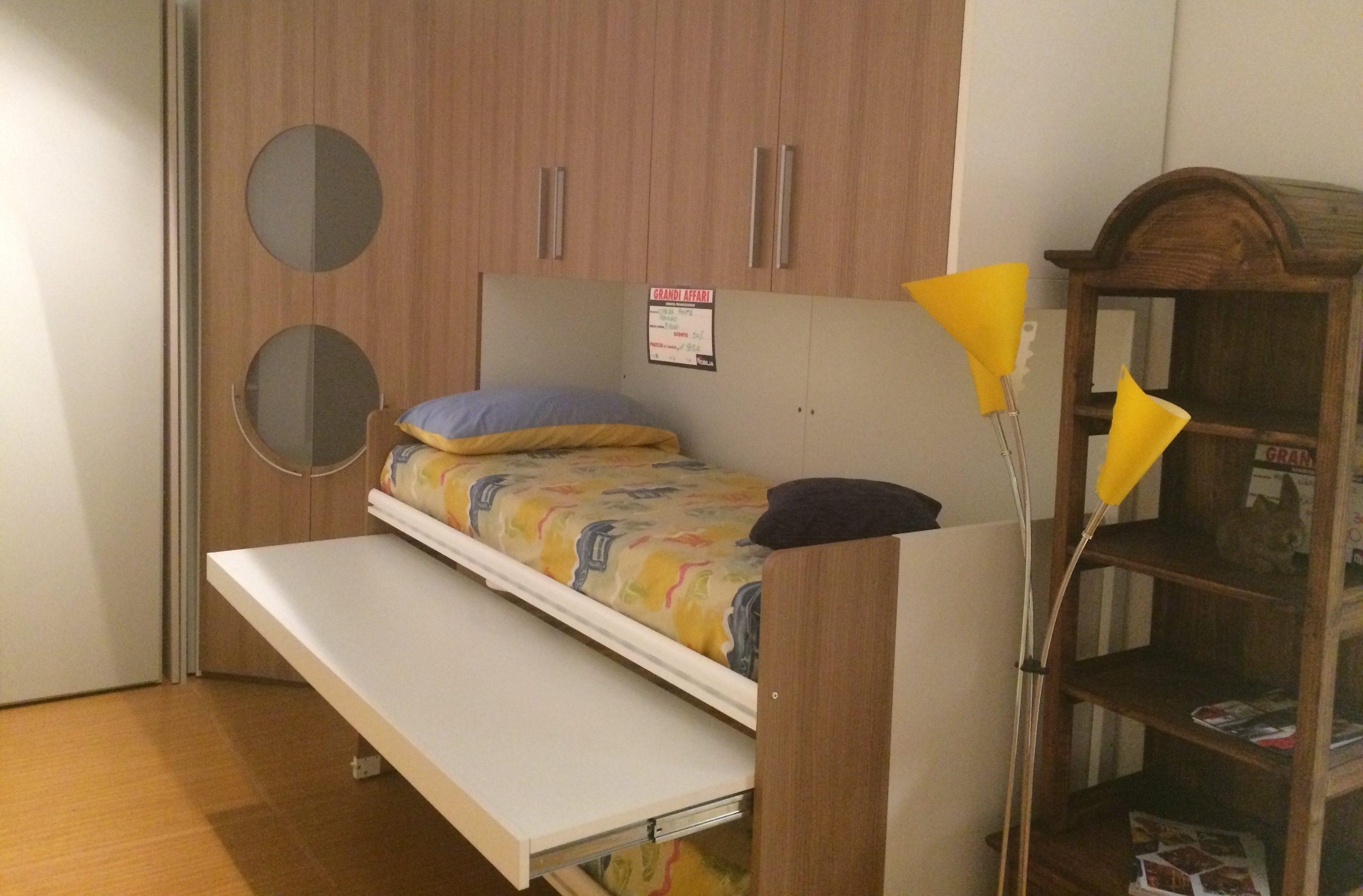 Cameretta angolo cabina 50 mobilia group divani for Mobilia buttrio