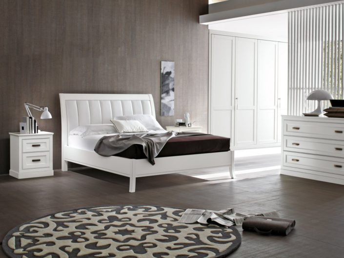 Zona notte classica mobilia group divani cucine e for Mobilia camerette