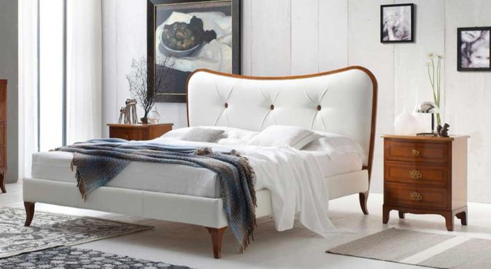 Zona notte classica mobilia group divani cucine e for Mobilia trieste