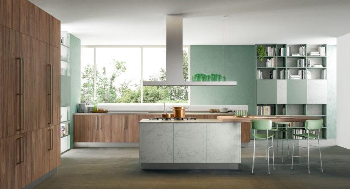 Cucine moderne lube mobilia group divani cucine e for Mobilia store cucine
