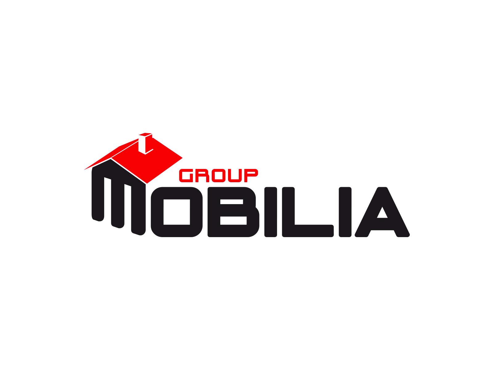Logo provvisiorio mobiliagroup mobilia group divani for Mobilia trieste