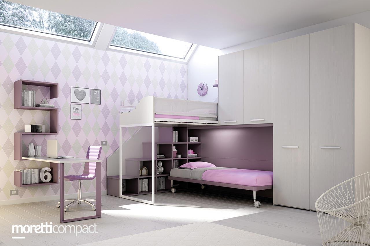 moretti compact ks207 mobilia group divani cucine e camerette a palmanova