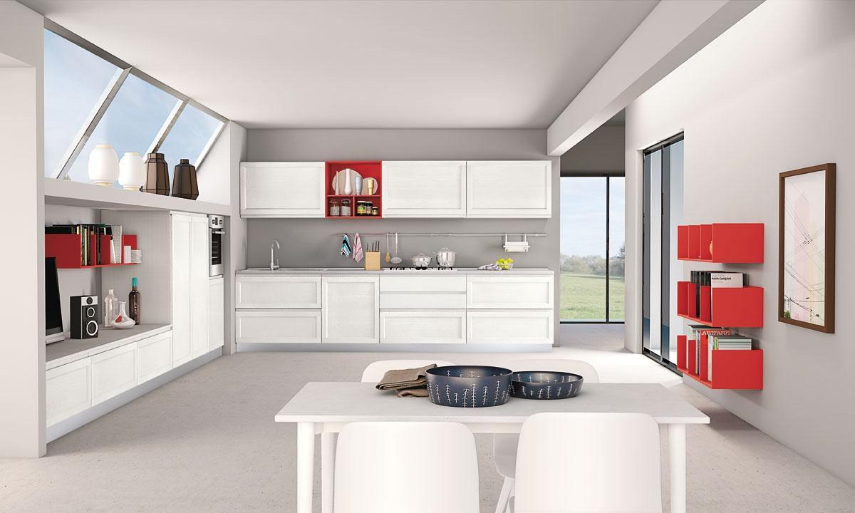 Creo selma mobilia group divani cucine e camerette for Mobilia camerette