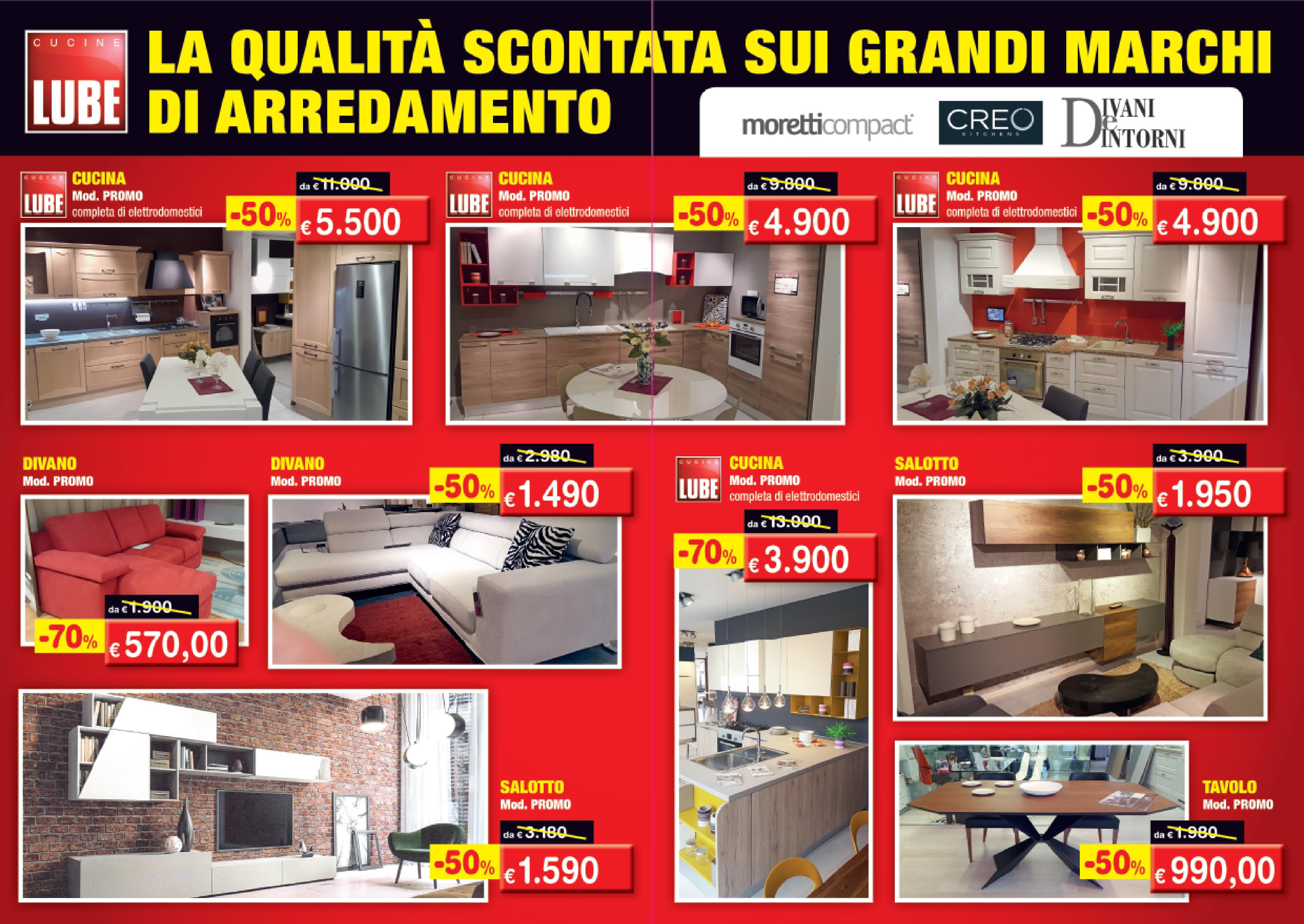 Pag 3 4 svendita mobilia group divani cucine e for Mobilia trieste